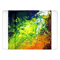 Abstract Landscape Samsung Galaxy Tab 10 1  P7500 Flip Case