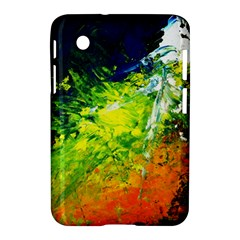 Abstract Landscape Samsung Galaxy Tab 2 (7 ) P3100 Hardshell Case