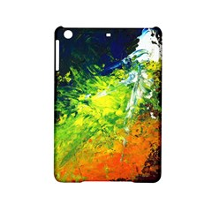 Abstract Landscape Ipad Mini 2 Hardshell Cases