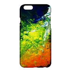 Abstract Landscape Apple Iphone 6 Plus Hardshell Case