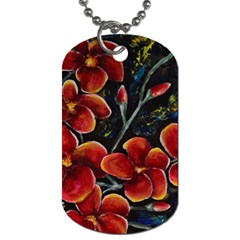 Hawaii Is Calling Dog Tag (two Sides) by timelessartoncanvas