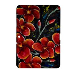 Hawaii Is Calling Samsung Galaxy Tab 2 (10 1 ) P5100 Hardshell Case  by timelessartoncanvas