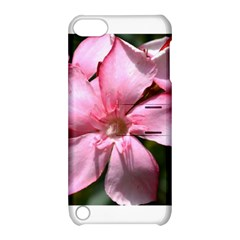 Pink Oleander Apple Ipod Touch 5 Hardshell Case With Stand by timelessartoncanvas