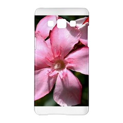 Pink Oleander Samsung Galaxy A5 Hardshell Case