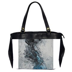 Ghostly Fog Office Handbags (2 Sides)  by timelessartoncanvas