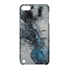 Ghostly Fog Apple Ipod Touch 5 Hardshell Case With Stand by timelessartoncanvas