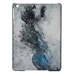 Ghostly Fog Ipad Air Hardshell Cases by timelessartoncanvas