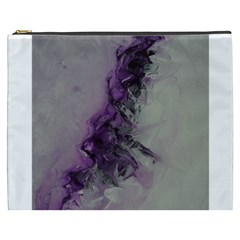 The Power Of Purple Cosmetic Bag (xxxl)  by timelessartoncanvas