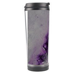 The Power Of Purple Travel Tumblers by timelessartoncanvas