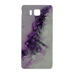 The Power Of Purple Samsung Galaxy Alpha Hardshell Back Case by timelessartoncanvas