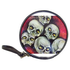 Halloween Skulls No 1 Classic 20 Cd Wallets