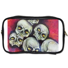 Halloween Skulls No 1 Toiletries Bags