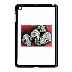 Halloween Skulls No  3 Apple Ipad Mini Case (black) by timelessartoncanvas