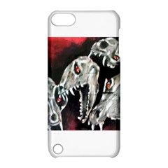 Halloween Skulls No  3 Apple Ipod Touch 5 Hardshell Case With Stand by timelessartoncanvas