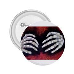 Halloween Bones 2 25  Buttons by timelessartoncanvas
