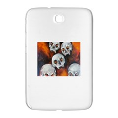 Halloween Skulls No  4 Samsung Galaxy Note 8 0 N5100 Hardshell Case  by timelessartoncanvas