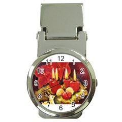 Holiday Candles  Money Clip Watches