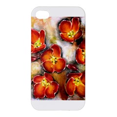 Fall Flowers Apple Iphone 4/4s Hardshell Case by timelessartoncanvas