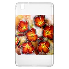 Fall Flowers Samsung Galaxy Tab Pro 8 4 Hardshell Case by timelessartoncanvas