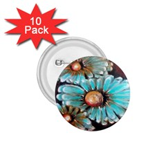 Fall Flowers No  2 1 75  Buttons (10 Pack) by timelessartoncanvas