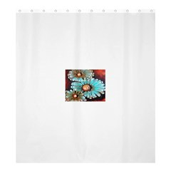 Fall Flowers No  2 Shower Curtain 66  X 72  (large)  by timelessartoncanvas