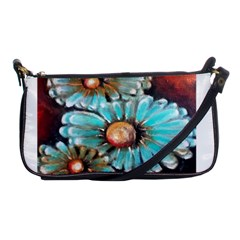 Fall Flowers No  2 Shoulder Clutch Bags by timelessartoncanvas