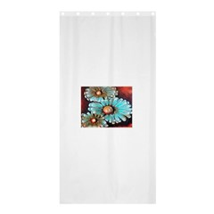 Fall Flowers No  2 Shower Curtain 36  X 72  (stall)  by timelessartoncanvas