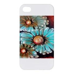Fall Flowers No  2 Apple Iphone 4/4s Premium Hardshell Case by timelessartoncanvas