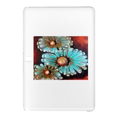 Fall Flowers No  2 Samsung Galaxy Tab Pro 10 1 Hardshell Case by timelessartoncanvas