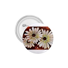 Fall Flowers No. 3 1.75  Buttons by timelessartoncanvas