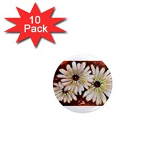 Fall Flowers No  3 1  Mini Magnet (10 Pack)  by timelessartoncanvas