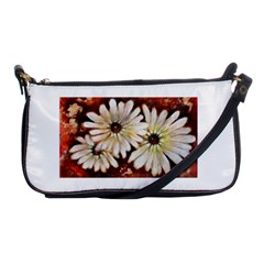 Fall Flowers No  3 Shoulder Clutch Bags by timelessartoncanvas