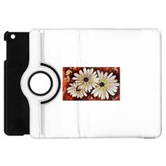 Fall Flowers No  3 Apple Ipad Mini Flip 360 Case by timelessartoncanvas