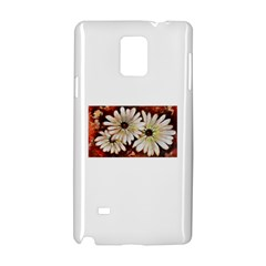 Fall Flowers No  3 Samsung Galaxy Note 4 Hardshell Case by timelessartoncanvas