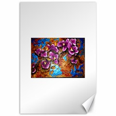 Fall Flowers No  5 Canvas 12  X 18   by timelessartoncanvas