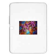 Fall Flowers No  5 Samsung Galaxy Tab 3 (10 1 ) P5200 Hardshell Case  by timelessartoncanvas
