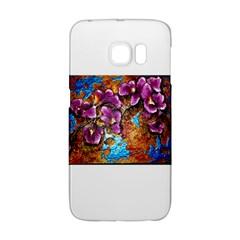 Fall Flowers No  5 Galaxy S6 Edge by timelessartoncanvas