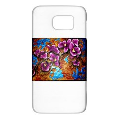 Fall Flowers No  5 Galaxy S6 by timelessartoncanvas