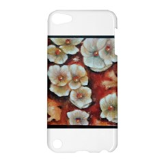 Fall Flowers No  6 Apple Ipod Touch 5 Hardshell Case by timelessartoncanvas
