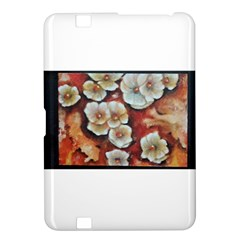 Fall Flowers No  6 Kindle Fire Hd 8 9  by timelessartoncanvas