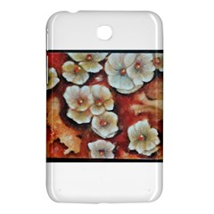 Fall Flowers No  6 Samsung Galaxy Tab 3 (7 ) P3200 Hardshell Case  by timelessartoncanvas