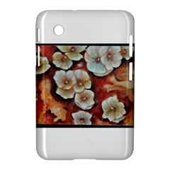 Fall Flowers No  6 Samsung Galaxy Tab 2 (7 ) P3100 Hardshell Case  by timelessartoncanvas