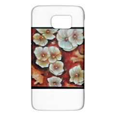 Fall Flowers No  6 Galaxy S6 by timelessartoncanvas