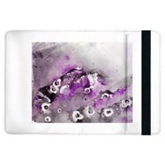 Shades Of Purple Ipad Air Flip by timelessartoncanvas