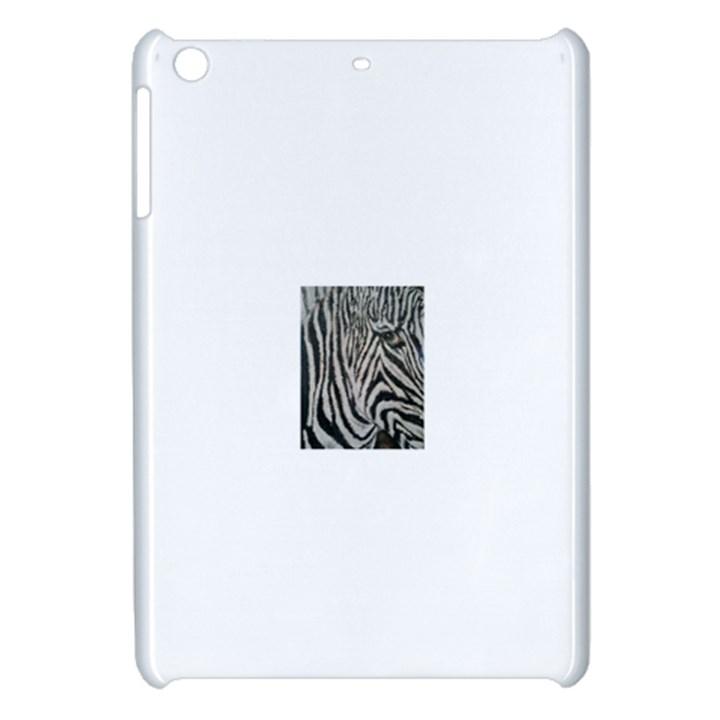 Unique Zebra Design Apple iPad Mini Hardshell Case