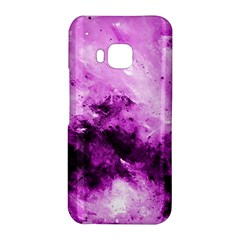 Bright Pink Abstract HTC One M9 Hardshell Case by timelessartoncanvas