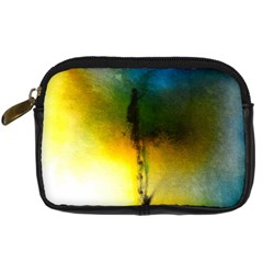 Watercolor Abstract Digital Camera Cases by timelessartoncanvas
