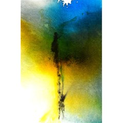 Watercolor Abstract 5 5  X 8 5  Notebooks by timelessartoncanvas