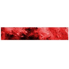 Red Abstract Flano Scarf (large)  by timelessartoncanvas
