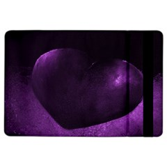 Purple Heart Collection Ipad Air 2 Flip